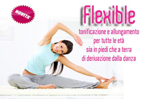 Flexible il corso per allungarti e tonificare come se tu stessi danzando