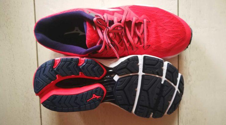 scarpe da running mizuno wave