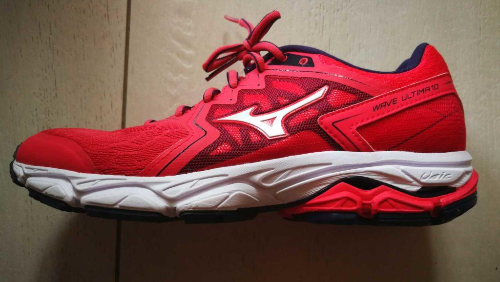 migliore catturare brillantezza del colore Recensione Mizuno Wave Ultima 10: scarpe da running perfette ...